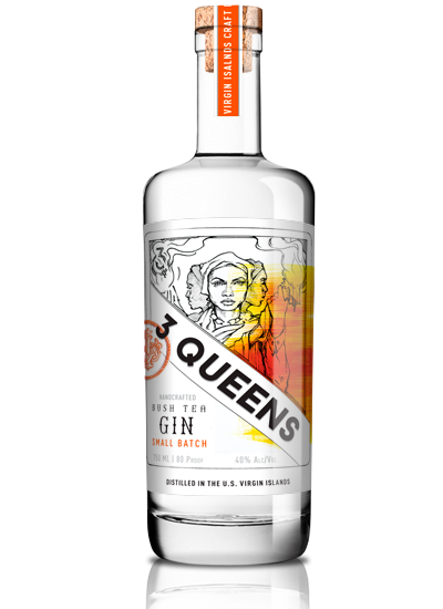 VICD | 3 Queens Gin
