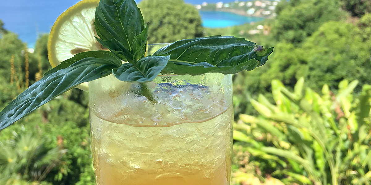 VICD | Cocktail Recipe | Queen Mary's Lemonade